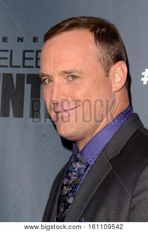 LOS ANGELES - DEC 9:  Matt Iseman at the