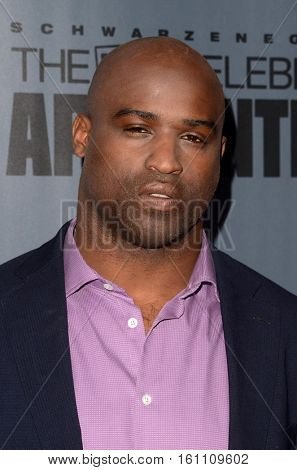 LOS ANGELES - DEC 9:  Ricky Williams at the