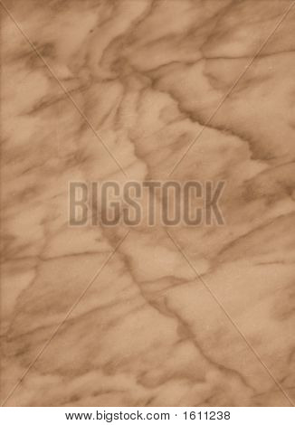 Brown Marble Scrapbook Background