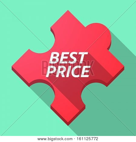 Long Shadow Puzzle Piece With    The Text Best Price