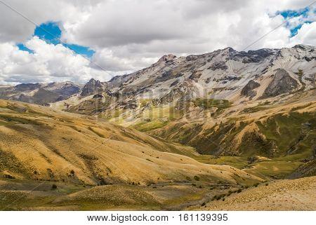 Wilderness In Peru