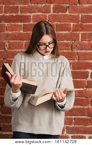Education Student Reading Attention Memory Genius Attention Hobby Interest Concept