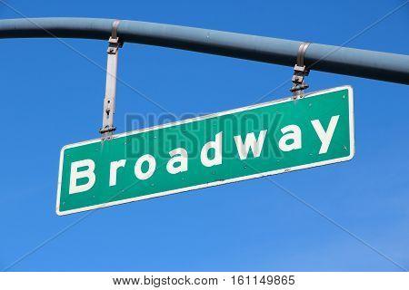 San Francisco Broadway