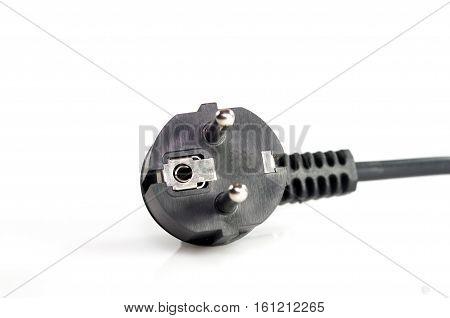 Europe Angled Plug