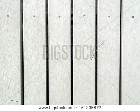 The Background of wooden walls White , on the beach