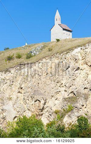 church in Drazovce, Slovakia