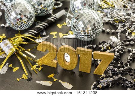 New Year Decoration