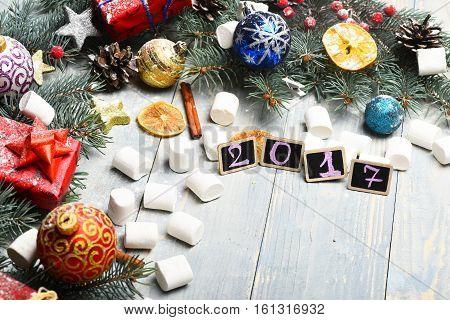 Colorful Christmas Decoration