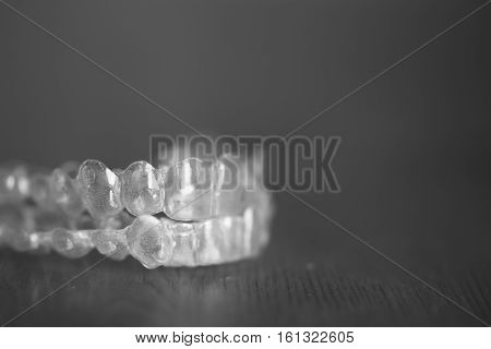 Dental Orthodontic Invisible Teeth Correction