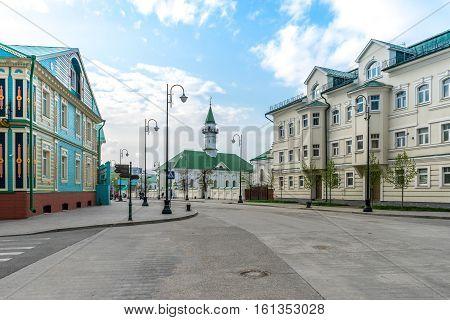 Beautiful home in Old-Tatar Sloboda in Kazan Russia