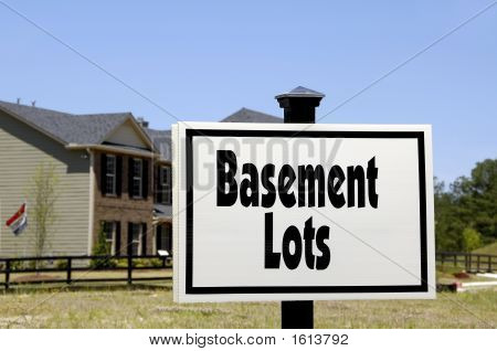 Basement Lots