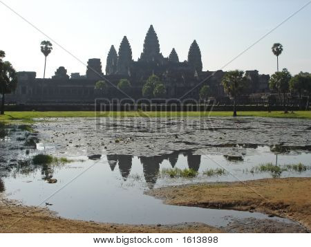 The Imperial Old Khmer City, Angkor Vat, Angkor Temples, Cambodgia