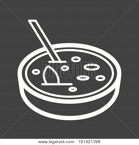 Crema, catalana, sugar icon vector image. Can also be used for european cuisine. Suitable for mobile apps, web apps and print media.