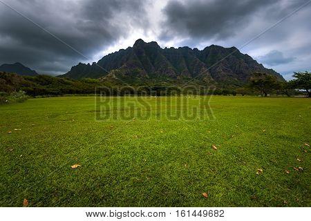 Kualoa Ranch Hawaii