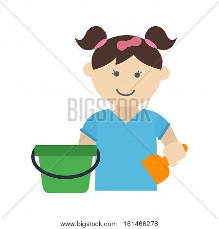 Playing, kids, sand icon vector image. Can also be used for kids. Suitable for use on web apps, mobile apps and print media.