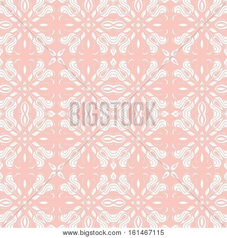 Seamless classic vector pattern. Traditional orient ornament. Classic vintage background