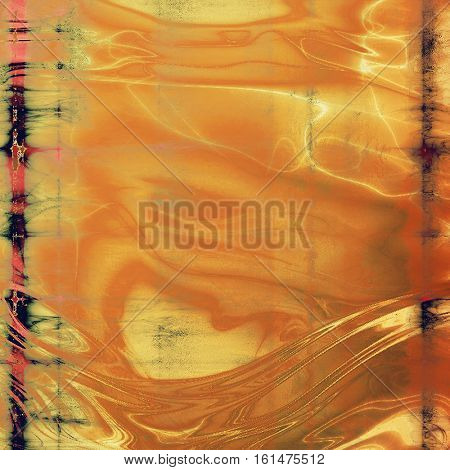 Grunge texture, scratched surface or vintage background. With different color patterns: yellow (beige); brown; red (orange); purple (violet); pink