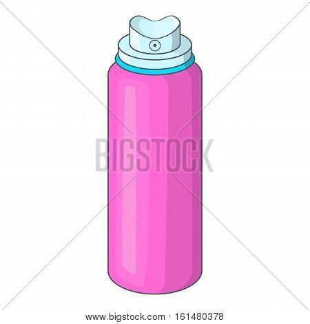 Deodorant icon. Cartoon illustration of deodorant vector icon for web design