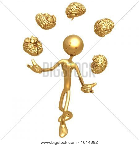 Juggling Brains