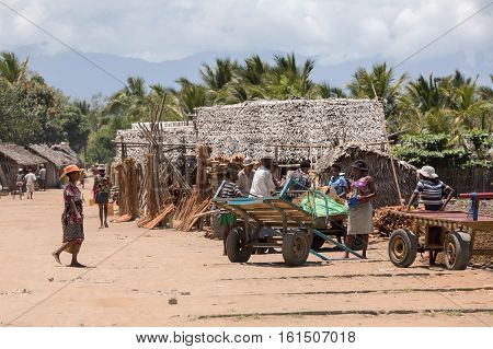 Malagasy Peoples Everyday Life In Madagascar