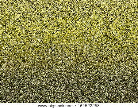 beautiful texture gold metal foil a molten ingot gold