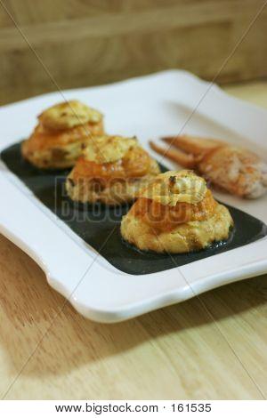 Lobster Stuffed Profiterole