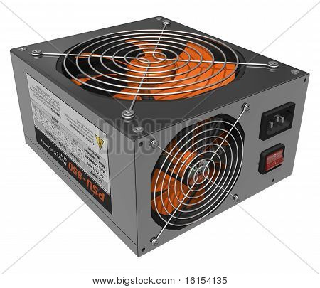 Computer AC power supply unit