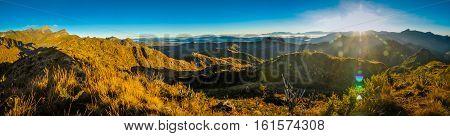 Wild Countryside In Trikora