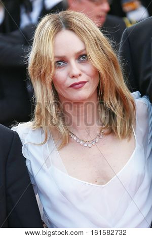 Vanessa Paradis attends 'The Last Face' Premiere during the 69th annual Cannes Film Festival at the Palais des Festivals on May 20, 2016 in Cannes, France.
