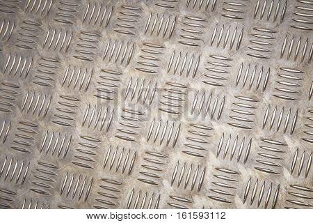 seamless metal plate texture diamond metal plate