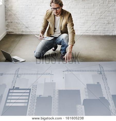 Business Development Innovation Expansion Concept