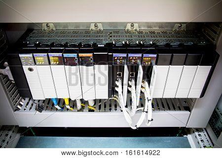 The PLC Computer PLC programable logic controler