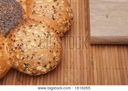 Segment Of Bread