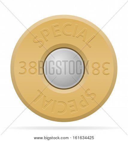 capsule cartridges vector illustration isolated on white background