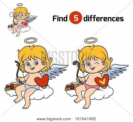 Find Differences, Angel