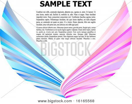 abstract design template vector illustration