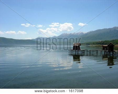 Landscape, Prespa Lake,Macedonia
