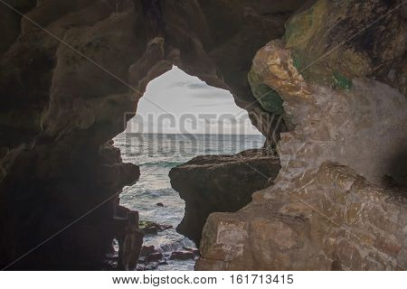 Caves of Hercules Cape Spartel, Tangier, Morocco