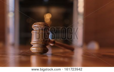 Legal law concept image