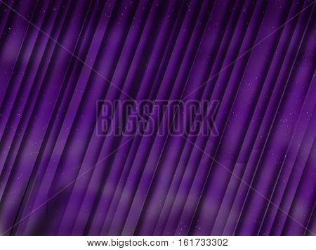 Purple stripes texture in angle for season