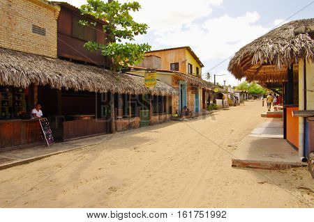 The Sand Roads Of Jericoacoara