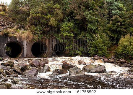 King River Tasmania