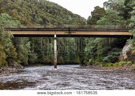 King River Tasmania