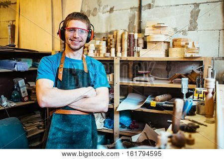 Self-employed carpenter