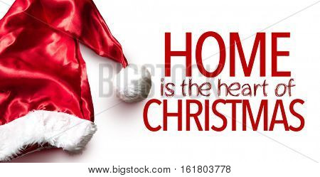 Home is the Heart of Christmas
