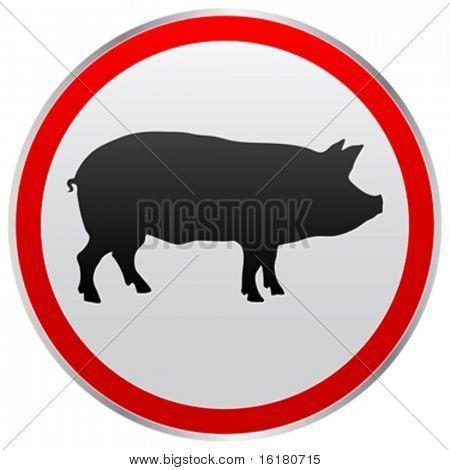pig button