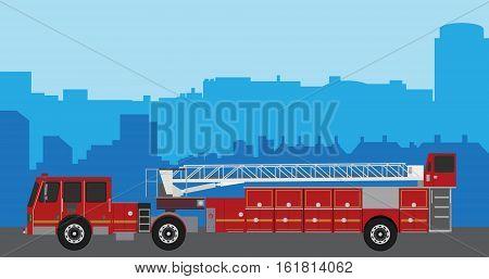 Fire Truck City