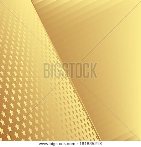 abstract background with stars and copy space
