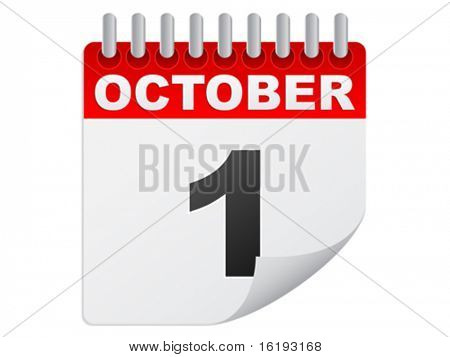 october day