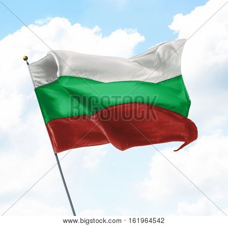 Flag Of Bulgaria
